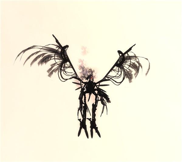 Kazuhiro Aridian's mechano creature