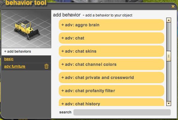 Behavior Tool