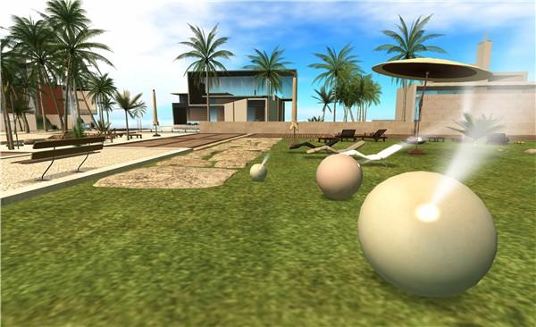 Botha Garden Sphere C - NoMod/NoCopy - Torley Olmstead