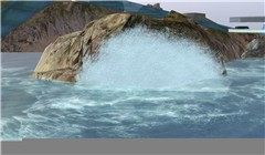 Realistic-Real Waves in Second Life - Koinup Burt
