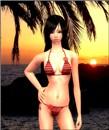 Carolina in bikini 2