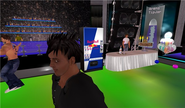 morex marx : (3) years in Second Life