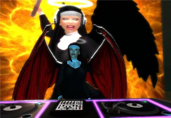 Angeli e Demoni Night1 - DJ Iraconda Demonia