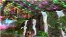 waterfalls and psy colors at eggsactly