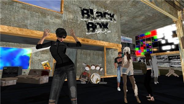 last night at black box : rafee jewell