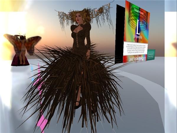 Bettina welcomes us to Zero G Sky Dancers - Chimera Cosmos
