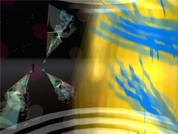 Chimera's Sky Dancer Cascades - Chimera Cosmos