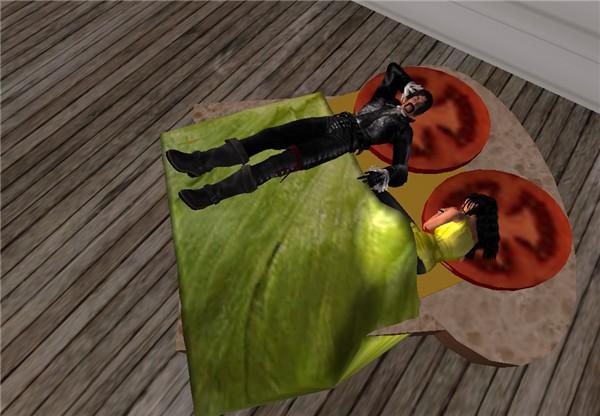 Salad sheets