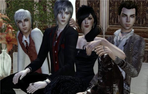 Mayume and My Boys