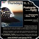 Thursdays - Postcards From The Edge - 11am-1pm - FullInfoTextFlyer-1b