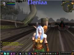 Eleniaa- Lvl 10 Druid.