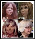 Liz through the years and Chimera...