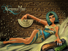 Egyptian princess!!