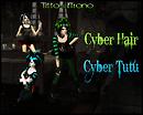 Cyber Hair&Tutù