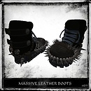 Massive Leather Boots HDT