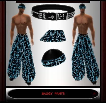 Baggy Pants L1