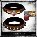 Slave Collar - Tiger-U
