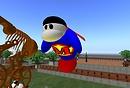 Supermanatee! - Patchouli Woollahra
