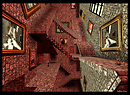 Colin Fizgig's Hogwarts-meets-Escher build - 3