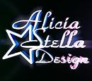 Alicia Stella Design Logo