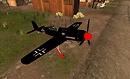 Parked Focke Wulf 190 D9