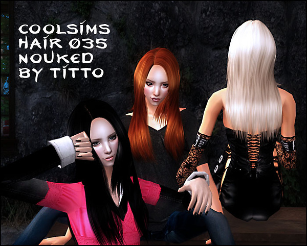 Coolsims Hair035 Nouked