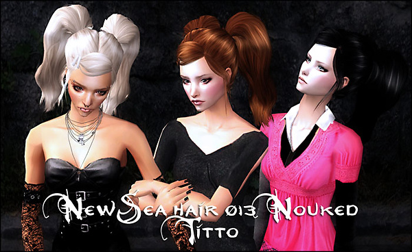 Newsea Hair013 Nouked