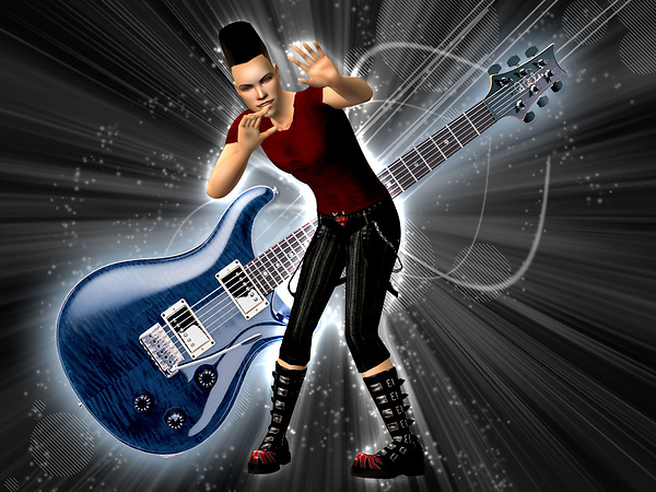 Rock is my life