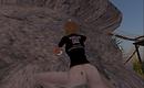 raftwet rock climbing in second life