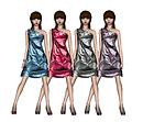 metallic-dresses