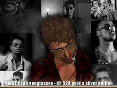 Fight Club Sunglasses Promo