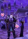 the 2 lovers in Dalaran