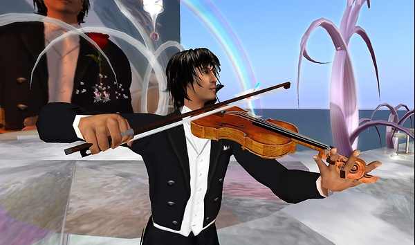 young zeid classical violinist