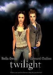 Twilight Bella / Edward