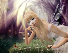 *The little Snow Fairy*