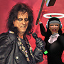 Iraconda and Alice Cooper in concert