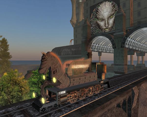 Horsepower Train