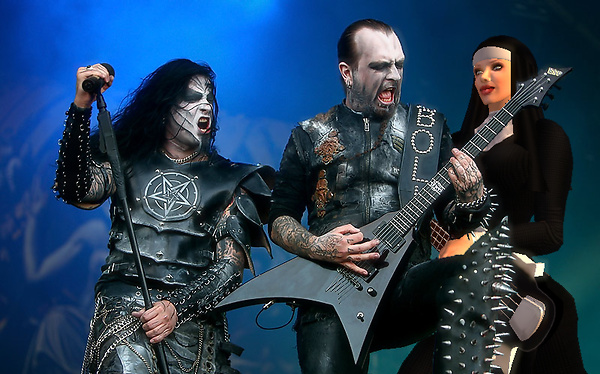 Iraconda and Dimmu Borgir @ Hellfest VI