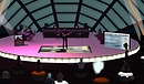 The stage of the Rocking the Metaverse show! - Koinup Burt