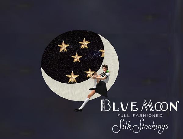 Blue Moon - teto Sosa