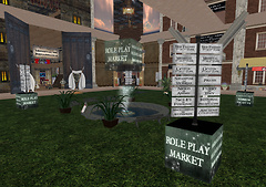 Role Play Market Center Atrium