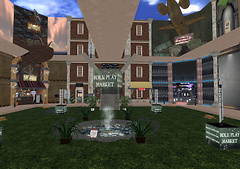 Role Play Market Center Atrium 2