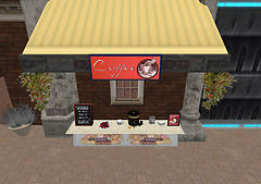 Role Play Market - Coffee Shop & Bakery
