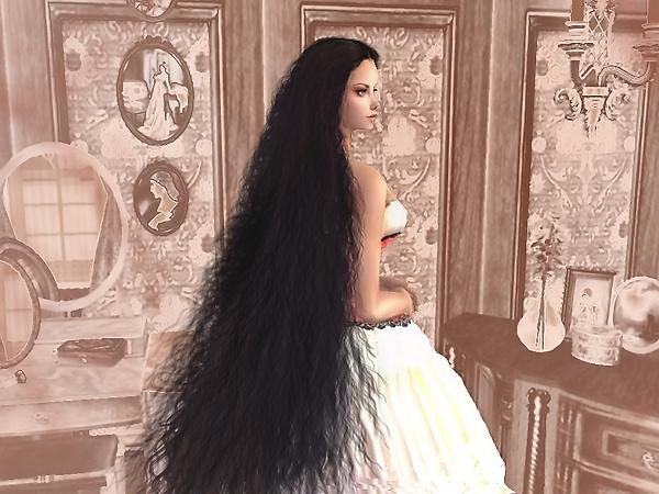 Elisabeth's Long Hair