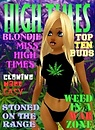 Blondie high times 1st issue