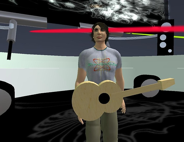 Rocking the Metaverse Dizzy Ba...