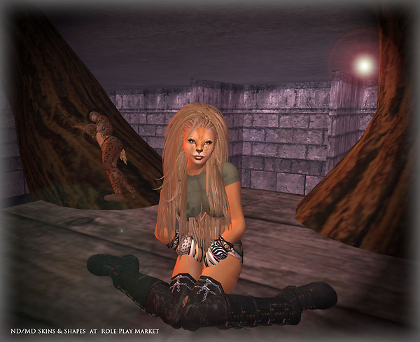 Role Play Market - ND/MD Skins - Neko 7