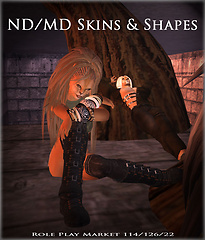 Role Play Market - ND/MD Skins - Neko AD