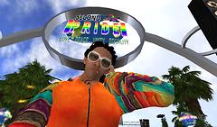 Chilli Cao @ Second Pride 03