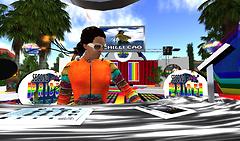 Chilli Cao @ Second Pride 01
